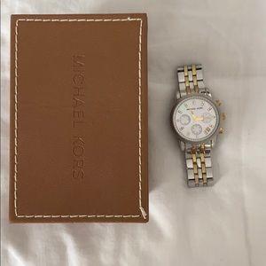 Authentic Michael Korda Watch
